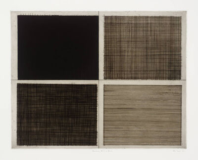 Alan Green, 'Four to One (Set of 9)', 1976