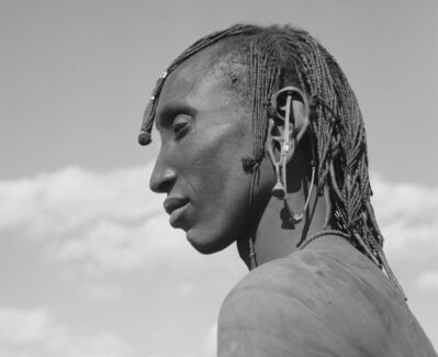 Hector Acebes, 'Maasai Man, Tanzania', 1953