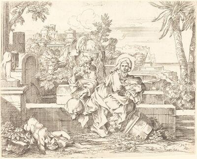 Sébastien Bourdon, 'The Return from Egypt'