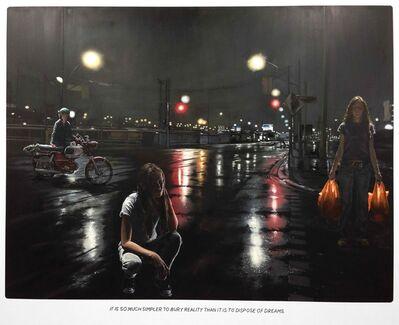 "Muntean & Rosenblum, 'Untitled (,,It is so much simpler..."")', 2016"