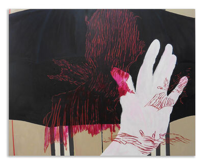 Thomas Lawson, 'Blood sucker', 2019