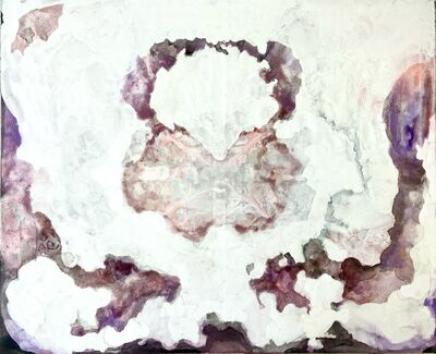 Aukse Miliukaite, 'Flowery bone', 2021