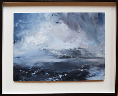 Janette Kerr, 'Between Weathers - Stenness'