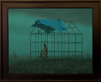 Aron Wiesenfeld, 'The Offseason', 2017