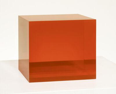 Peter Alexander, '4/23/19 Orange Box', 2019