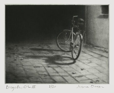 Jessica Dunne, 'Bicycle DE II', 2006