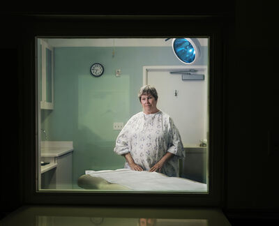 """Corinne May Botz, '""""Betsy"""" from Bedside Manner', 2013"""