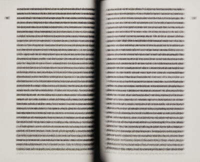 Idris Khan, 'every... page of Susan Sontag's Book 'On Photography'', 2004