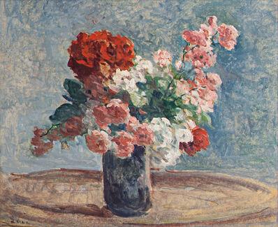 Maximilien Luce, 'Vase de fleurs', 1915-1925