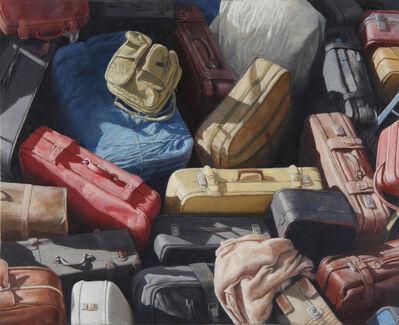 Cristobal Toral, 'Composición con Equipaje 2', 2014