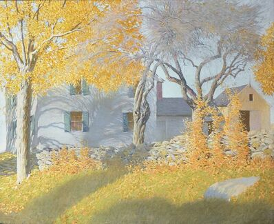Frank Vincent DuMond, 'Golden Afternoon, Old Lyme', ca. 1925