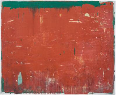 Feng Lianghong 冯良鸿, 'Composition Red 14-18', 2014