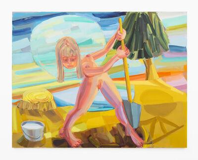 Judith Linhares, 'Dig', 2017