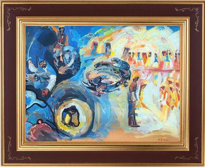 Sakhi Romanov, 'Nowruz', 1960-1979