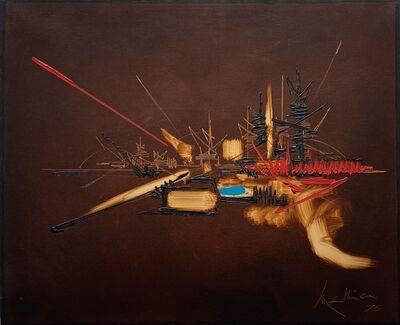 Georges Mathieu, 'BISANTHE ', 1976
