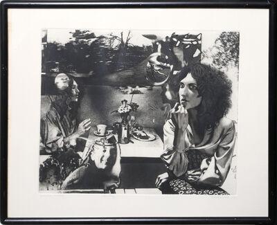 David Bumbeck, 'Conversation, Meditation', 1978