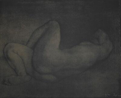 Francisco Zúñiga, 'Desnudo', 1978