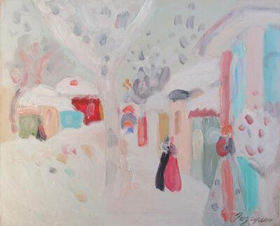 Victor Razgulin, 'Winter Street', 2009