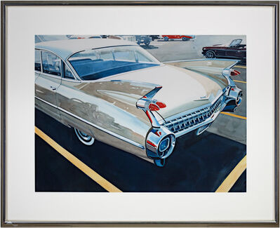 Bruce McCombs, ''59 Cadillac', 1994