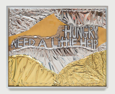 John Knuth, 'Need a Little Help', 2018