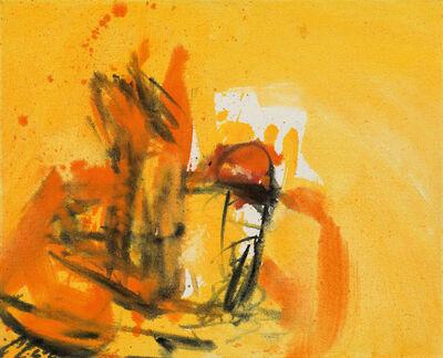 Josef Mikl, 'Spargel und Rose ', 2002