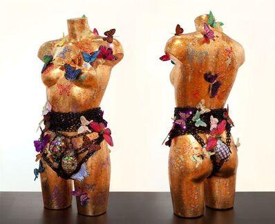 Laila Shawa, 'Disposable Body', 2011