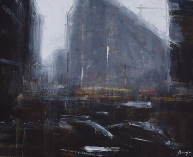 Steven Bewsher, 'Construction at Tib Street Manchester'
