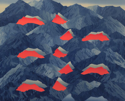 Beau Carey, 'Mt. Eolus', 2019