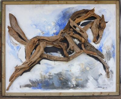 Heather Jansch, 'Heartbreak Horse'