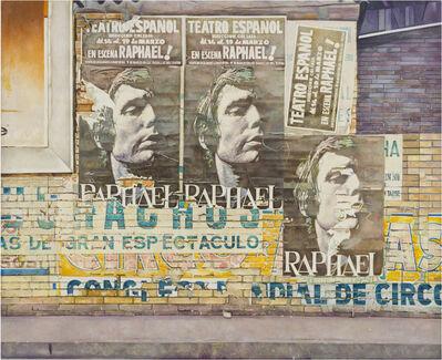 Rudolf Häsler, 'Plakatwand', 1977-1978