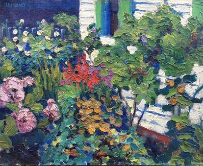Paul Rohland, 'Garden', 1912