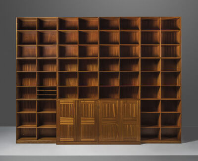 Mogens Koch, 'A modular bookcase', designed 1948