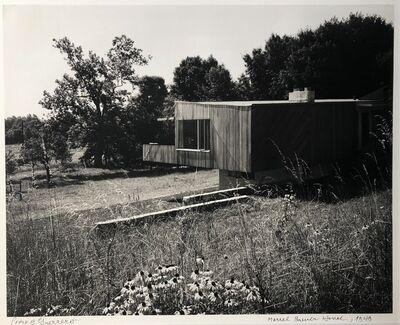Pedro E. Guerrero, 'Marcel Breuer House, New Canaan, CT (Marcel Breuer, Architect)', 1949