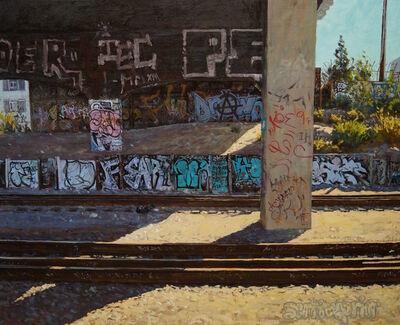 Scott W. Prior, 'Under the 7th Street Bridge', 2014