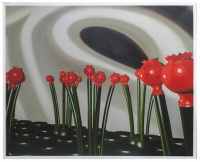 Nadin Ospina, 'Las flores del mal 7', 2008