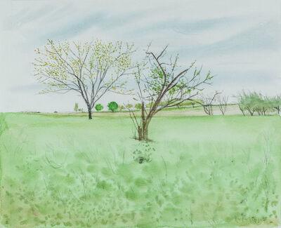 Hagop Hagopian, 'Scent of Green', 1987