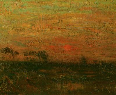 Charles Warren Eaton, 'Sunset Trees', ca. 1900