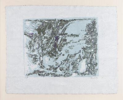 """Maria Helena Vieira da Silva, '""""Carte Marine (Paysage Baroque)""""', 1959"""
