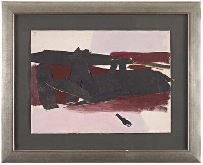 Perle Fine, 'Untitled Study', ca. 1952