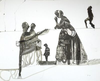 George Raftopoulos, 'The Plea Bargain', 2015