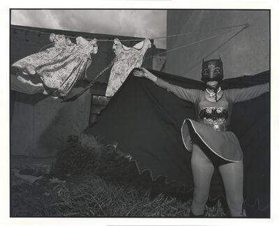 Mary Ellen Mark, 'Batman's Grandmother', 1997