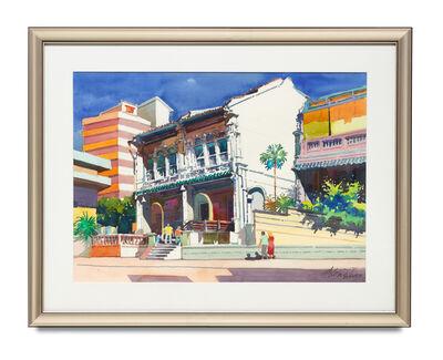 Ong Kim Seng, 'Mohammed Sultan Road (California Style Series) ', 2017