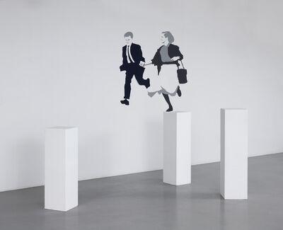 Igor Eskinja, 'Landscape with two hands', 2019