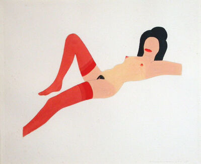 Tom Wesselmann, 'Study for Great American Nude #82', 1965