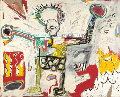 Jean-Michel Basquiat, 'Untitled', 1982