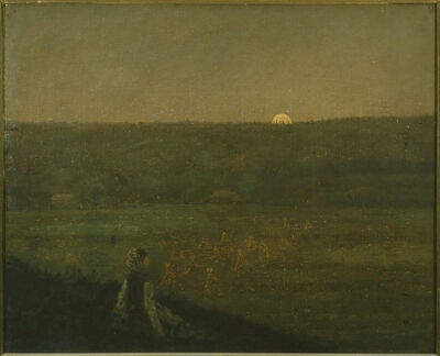 George Fuller, 'Moonrise'