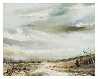 Amanda Penrose Hart, 'Cowra new rain after dust storm', 2020