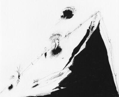 Wayne Thiebaud, 'Peak', 2015