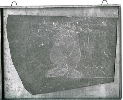 Joseph Beuys, 'Untitled (Sybilla) (Ohne Titel (Sybilla))', 1951
