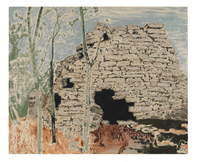 Mamma Andersson, 'Forgotten', 2016